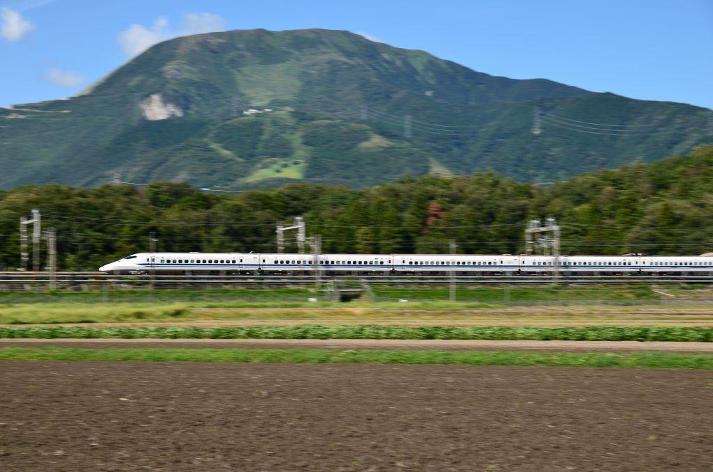 東海道新幹線・米原
