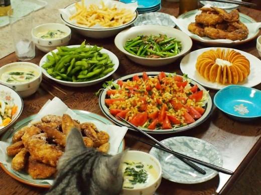 パーティー料理